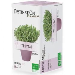 BIO bylinkový čaj tymianový