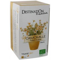 BIO bylinkový čaj harmanček