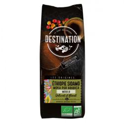 BIO káva moka Etiopia 100%...