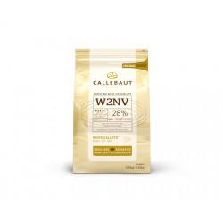 Horúca čokoláda biela Callebaut