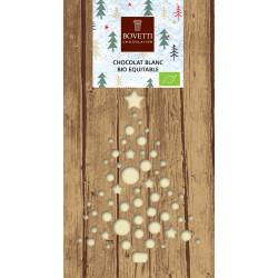 Bio Vianočná čokoláda biela