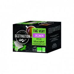 BIO čaj zelený jazmín