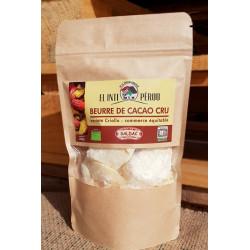 Kakaové maslo RAW surové