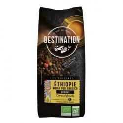 BIO káva moka Etiopia zrnková