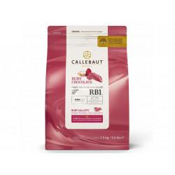 Ružová čokoláda RUBY Callebaut