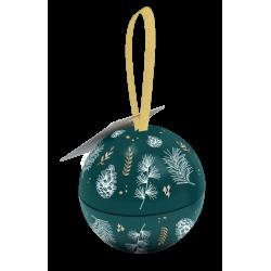 Vianočná gúľa plná čokolád