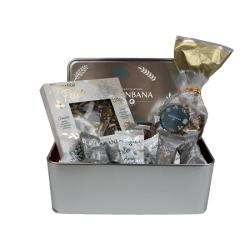 Vianočná darčeková krabica 1