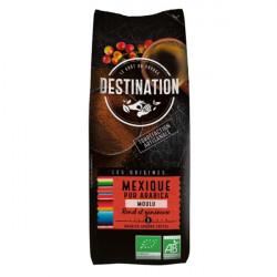 Destination BIO káva Mexico...