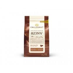 Horúca čokoláda mliečna Callebaut