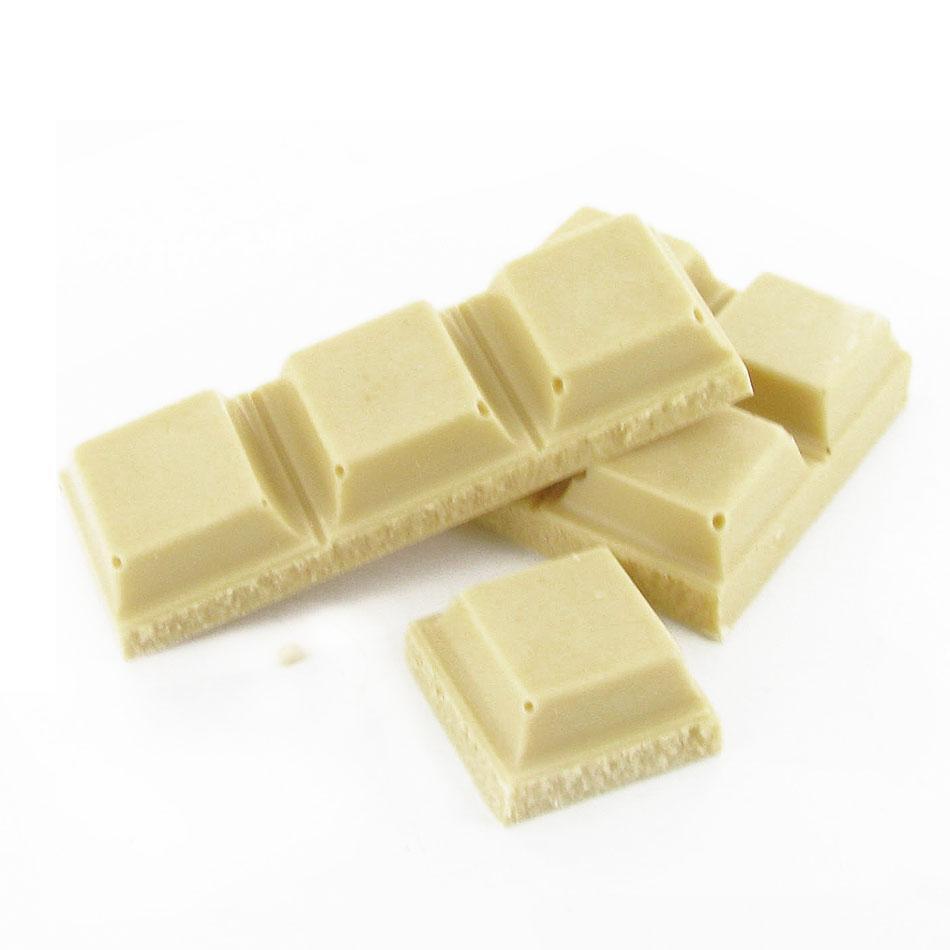 Je biela čokoláda naozaj čokoláda?